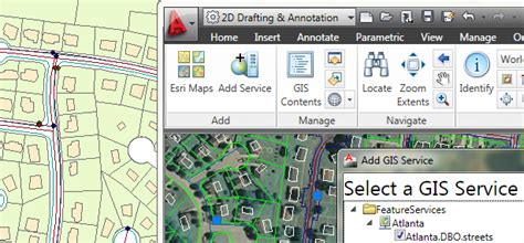 tutorial arcgis for autocad cad integration arcgis resource center
