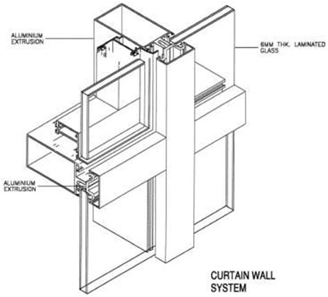 curtain wall assembly 37 best images about architectural drawings details on