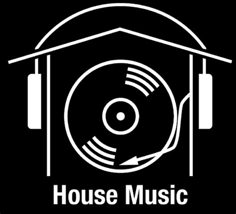 house music logo house music logo gif by djakos photobucket