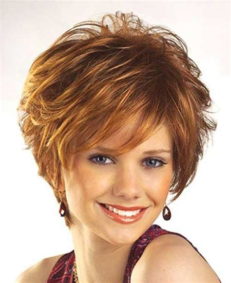 short hairstyles for overweight women over 40 15 best short haircuts for over 40 short hairstyles 2017