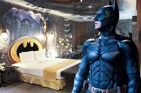 bedroom sex photos holy smokes batman fans pay 163 40 for sex in saucy batcave themed bedroom mirror online