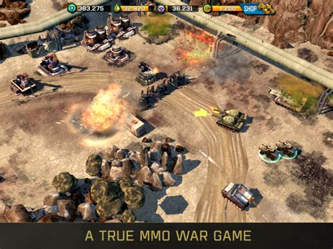 command and conquer android war commander is a new rts from one of the original command and conquer creators
