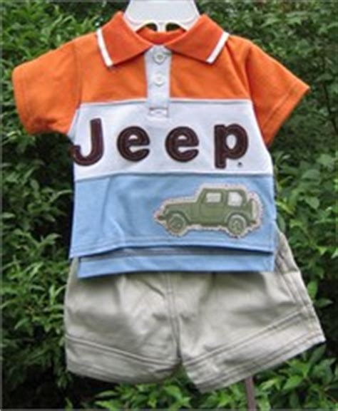 jeep baby clothes all things jeep jeep infant twill khaki shorts striped