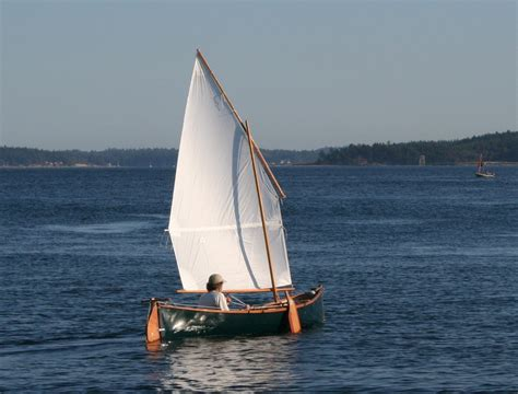 board boat sailboat 14 ft vermont dory row boats packboats guideboats and