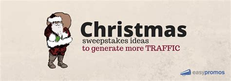 Christmas Giveaway Contest Ideas - christmas sweepstakes ideas to generate more traffic