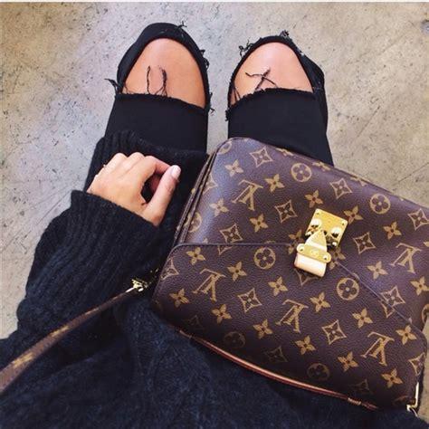 Tas Luis Vuitton Metis Emp Black louis vuitton sold authentic lv pochette metis from m