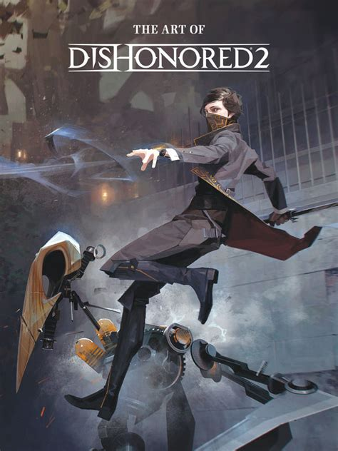 the art of dishonored the art of dishonored 2 hc profile dark horse comics