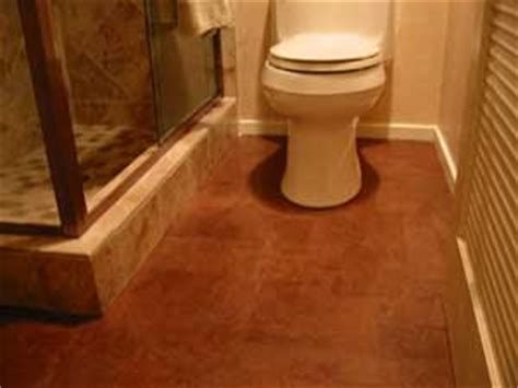 cork floor bathroom green building products you can use a cork floor for your