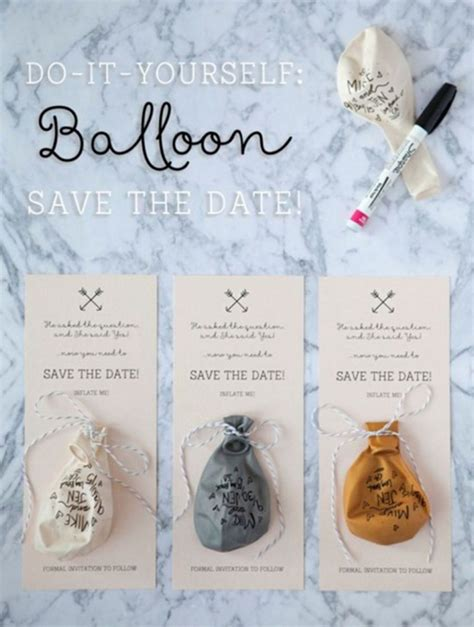diy engagement invitations pinterest 22 adorable and easy diy wedding invitations from
