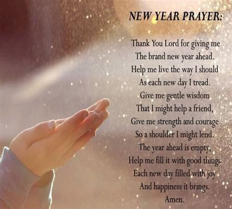 happy new year spiritual new year prayer happy new year 2018 wishes quotes poems