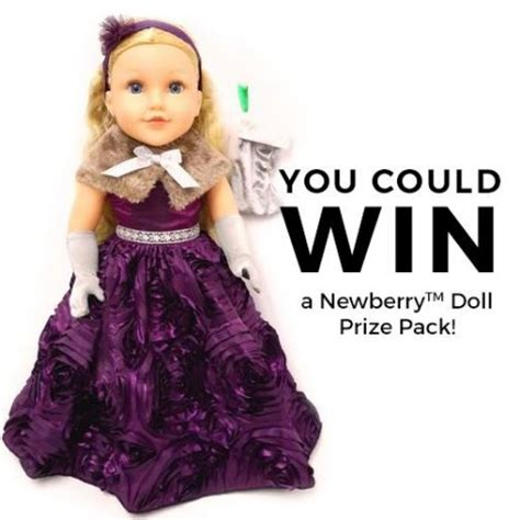 Sears Sweepstakes 2016 - free newberry doll giveaway