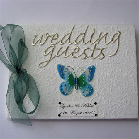 Handmade Wedding Guest Book - inspired celebration handmade wedding giveaway dottie