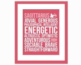 sagittarius personality character traits subway by