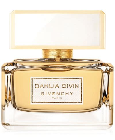 Givenchy Perfume Sles For by Givenchy Dahlia Divin Eau De Parfum 1 7 Oz Fragrance Macy S