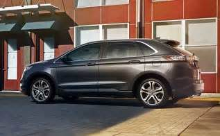 2015 Ford Edge Limited 2016 Ford Edge Limited Car Reviews