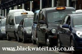 surbiton boat hire travelling around in blackwater hshire taxi hire