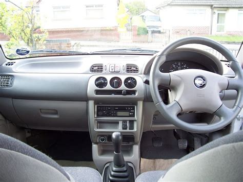 Nissan Micra K11 Interior by Ryan Mcgrory 2001 Nissan Micra Specs Photos Modification Info At Cardomain