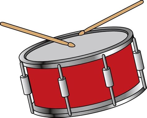 snare drum clipart instrument clipart snare drum pencil and in color