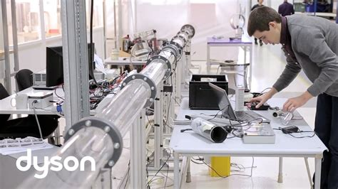 design engineer dyson helmholtz cavities help dyson engineers reduce the noise
