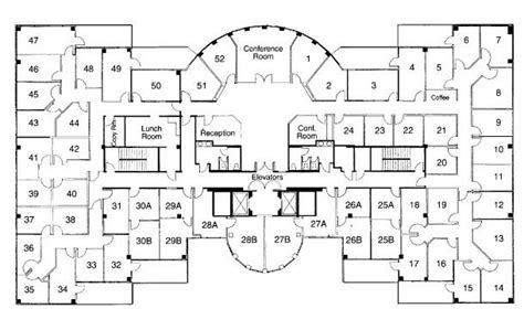 Office Building Floor Plans by Building Plan Software Create Building Plan Home Floor