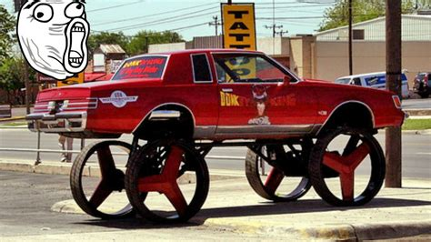 Cars For Big And by Donk Car With Big Wheels You Won T Believe Exist 2017
