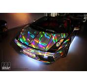 ProWraps Selfie Car Holographic Wrap  Wrapfolio