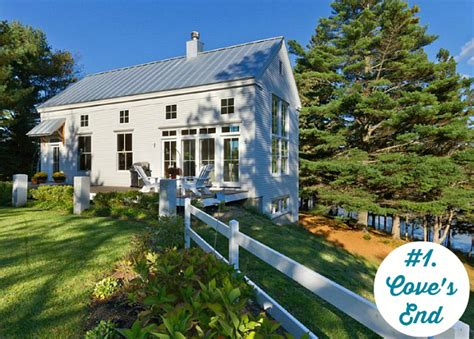 choose your favorite 5 vacation homes in maine hooked