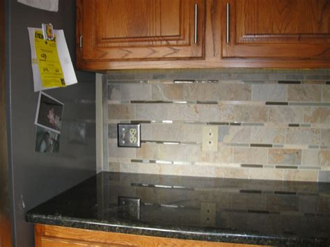 tumbled marble kitchen backsplash tumbled backsplash photo home furniture ideas