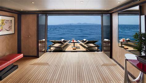 Yacht Interior Design alfa nero superyacht luxury motor yacht for charter with