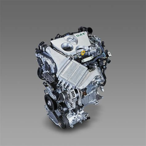 Toyota H Motor Toyota 8nr Fts 1 2l Turbo Engine Detailed Autoevolution