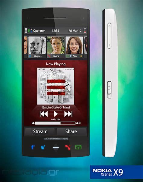 nokia x9 concept nokias nokia x9 720p hd recording quad led and