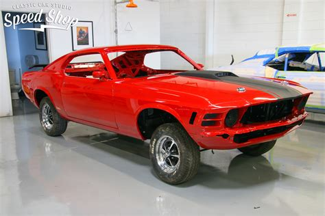 70 mustang mach 1 1970 mustang mach 1 restoration ccs speed shop