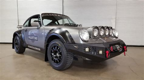 lifted porsche 944 porsche 964 safari rs rally car rennlist