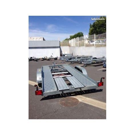 Poids Remorque Porte Voiture by Remorque Porte Voiture Ptac 2500 Kg