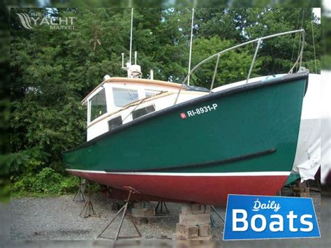lobster boat manufacturers lobster webbers coveboat for sale daily boats buy