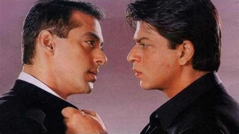 Salman Khan And Shah Rukh Khan Movies Together List ...