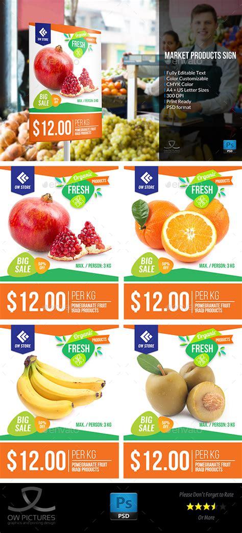 Supermarket Flyer Template Supermarket Flyer Graphics Designs Templates Template Fightclix Com Supermarket Flyer Template Free