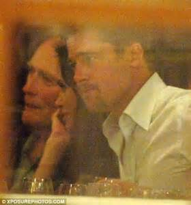 Brangelina Descend On Cannes by Go Ahead Make My Brangelina Dines With Clint