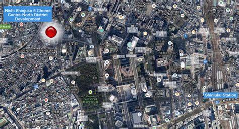Apartment Building Plans by Image Gallery Nishi Shinjuku