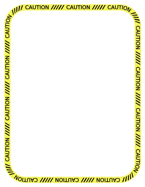 warning sign template images resume ideas