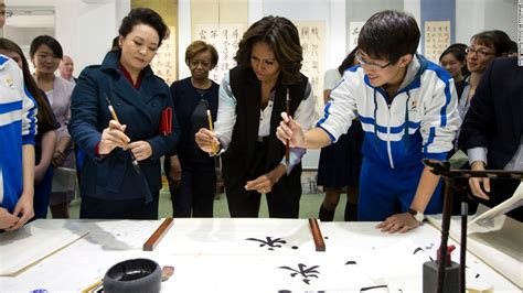 the first ladys trip to china the white house michelle obama lauds study abroad as citizen diplomacy