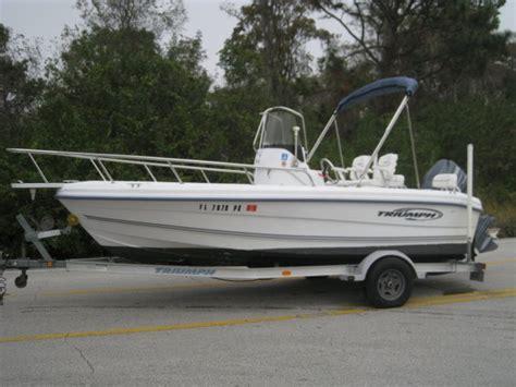 triumph boats dual console triumph 195 dual console boats for sale
