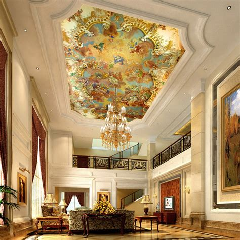 Ceiling Murals Wallpaper by 2014 Wallpapers Large Ceiling Mural Wallpaper Ceiling Of