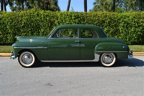 plymouth na 1950 plymouth deluxe na prodej