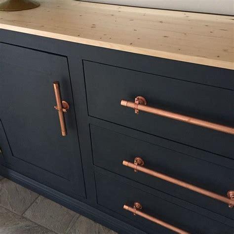 copper kitchen cabinet hardware 25 best ideas about cabinet handles on pinterest