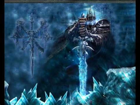 the lich king frozen throne audio and event (voices) youtube