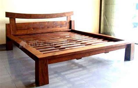 Handcrafted Wooden Beds - wooden beds manufacturer handcrafted wooden bed supplier