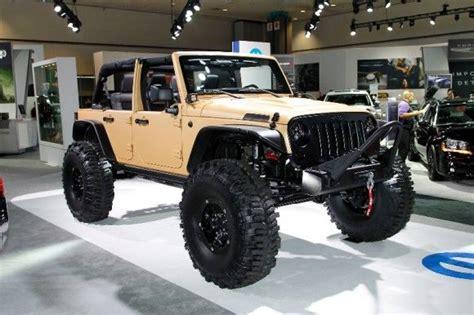 Los Angeles Jeep 2012 Los Angeles Motor Show Jeep Rubicon 580x386 2012 Los