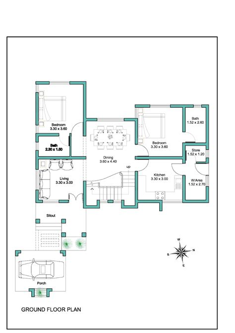 kerala home design with free floor plan kerala house designs and floor plans escortsea