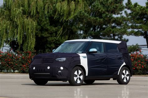 Electric Soul Kia News All Electric Kia Soul On Sale Early 2014